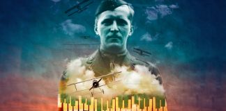 Billy Bishop Goes To War, Jermyn Street Theatre - courtesy of Arsalan Sattari