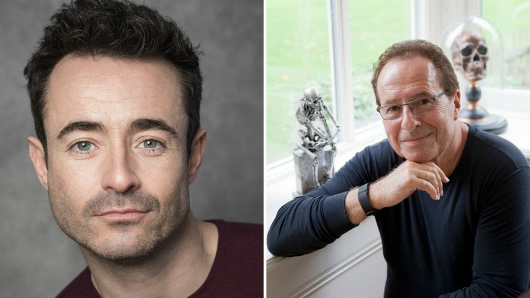 Joe McFadden to star in Peter James The House on Cold Hill