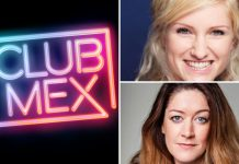 Julie Atherton directs Club Mex Written by Tamar Broadbent