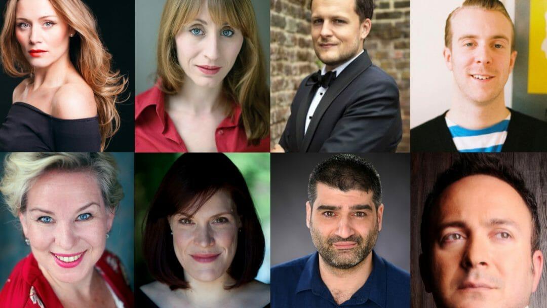 La Traviata King's Head Theatre Cast