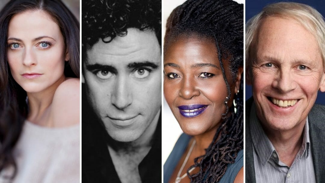 Lara Pulver, Stephen Mangan, Sharon D. Clarke and Paul Nicholas