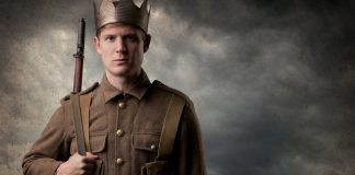 Nathan Hamilton as Henry V – c. Scott Rylander