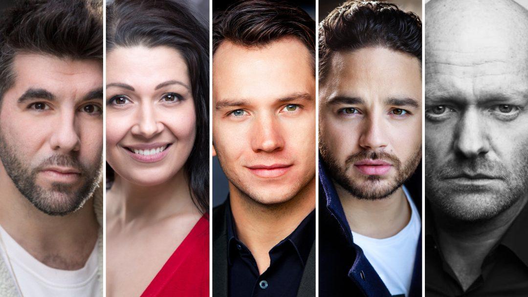 Nativity! The Musical Cast