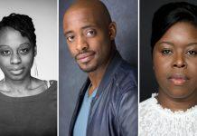 Nine Night Trafalgar Studios Cast