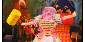 Phylip Harries Theatr Clwyd Panto Dick Whittington