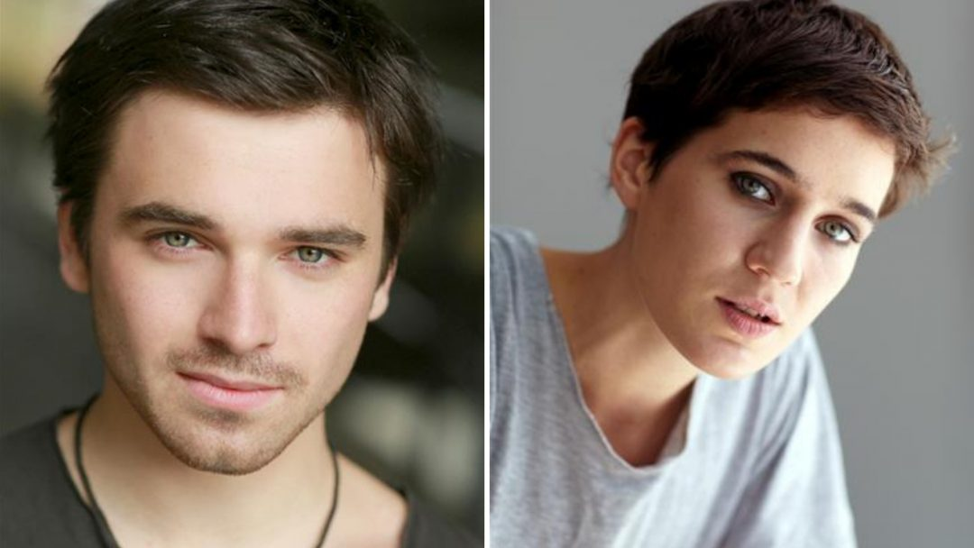 Pierro Niel-Mee will star as Will Shakespeare with Imogen Daines as Viola