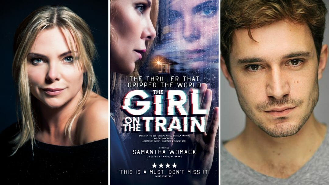 Samantha Womack and Oliver Farnworth to Star in The Girl on The Train