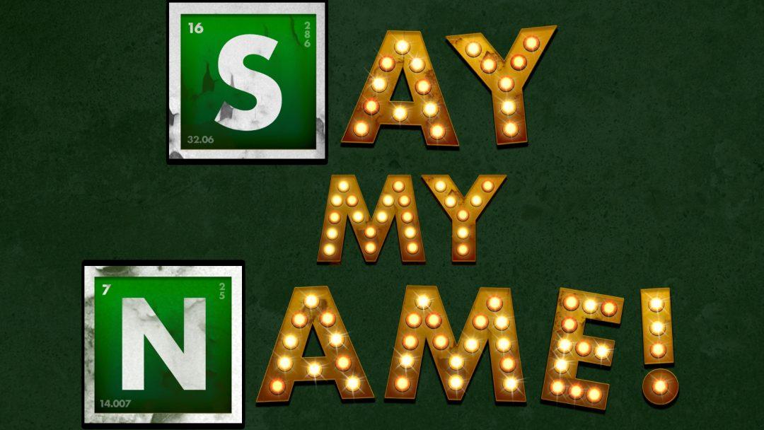 Say My Name! The Unauthorised Breaking Bad Parody Musical
