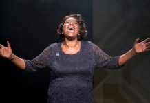 Sharon D Clarke in Caroline Or Change. Photo Marc Brenner