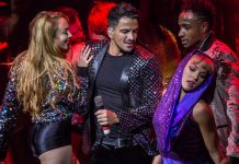 Thriller Live 4000th Performance with Peter Andre