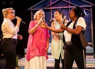 Unexpected Joy Southwark Playhouse Review