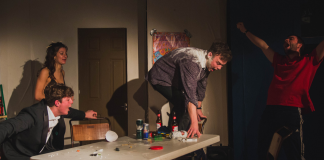 Boys by Ella Hickson at Courtyard Theatre