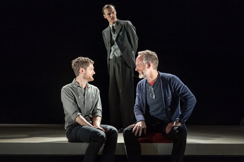 Kyle-Soller-Paul-Hilton-John-Benjamin-Hickey-in-The-Inheritance-Part-1-West-End-Credit-Marc-Brenner