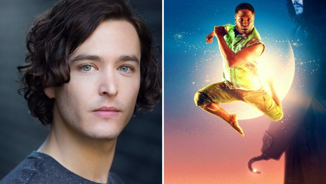 Alexander Vlahos to Star in Peter Pan