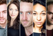 Cast of Putting it Together Hope Mill Theatre