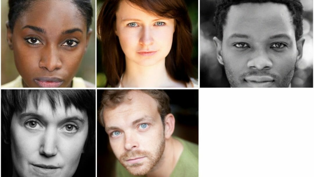 Heart of Darkness Cast