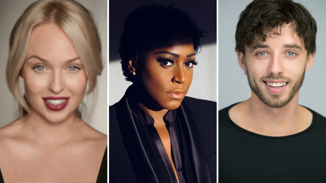 Jorgie Porter, Mica Paris and Keith Jack Fame The Musical West End Transfer