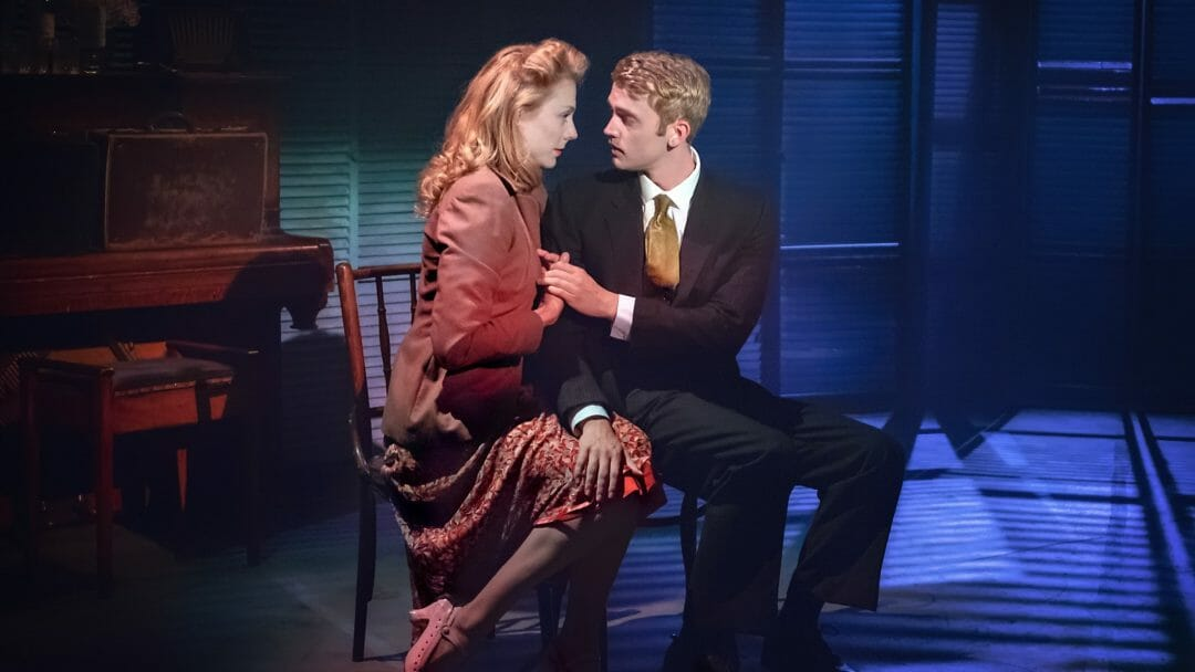Kelly Price as Rose Felix Mosse as Alex in Aspects of Love