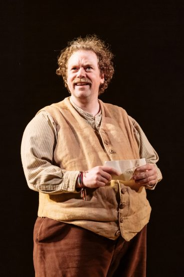 Rufus Hound in the Royal Shakespeare Companys Don Quixote. London . Photography by Manuel Harlan.jpg