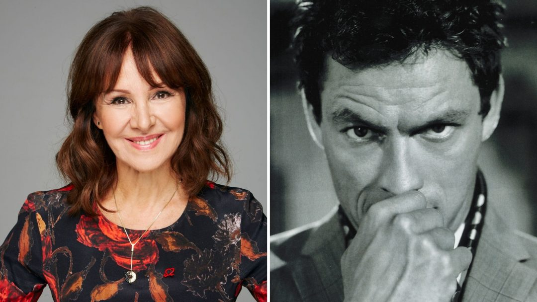 Arlene Phillips and Dominic West