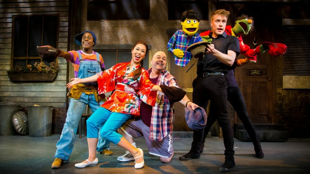 Avenue Q Is Back For New Uk Tour