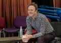 Director Paul Foster in rehearsals. Photo by Manuel Harlan.