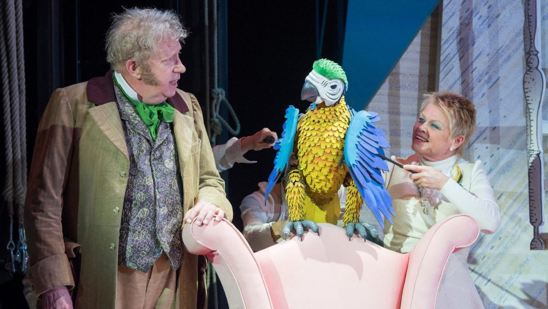 First Look Doctor Dolittle
