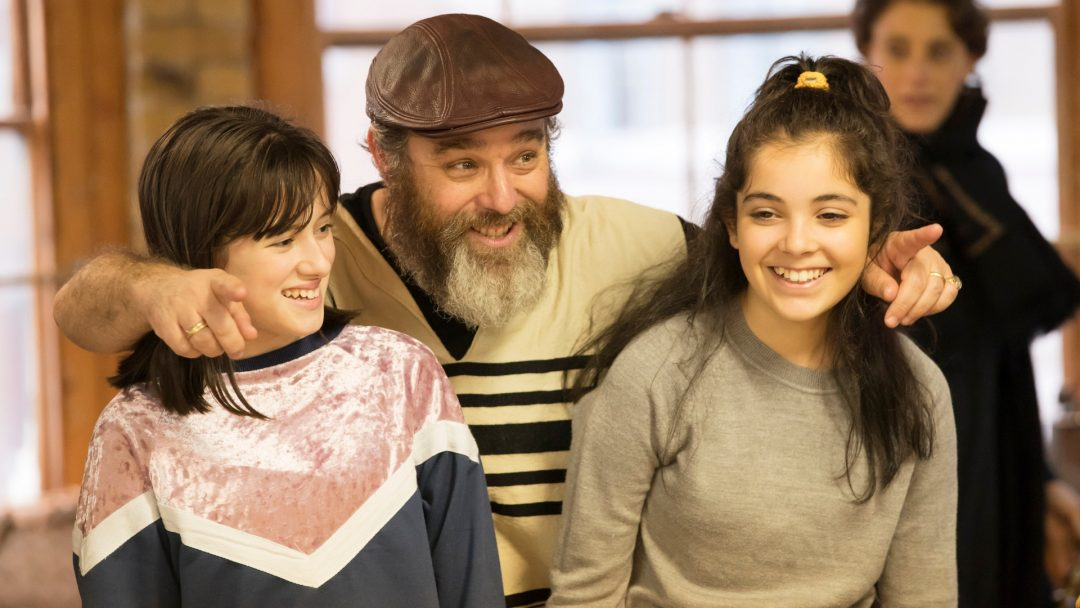 First Look Fiddler on The Roof