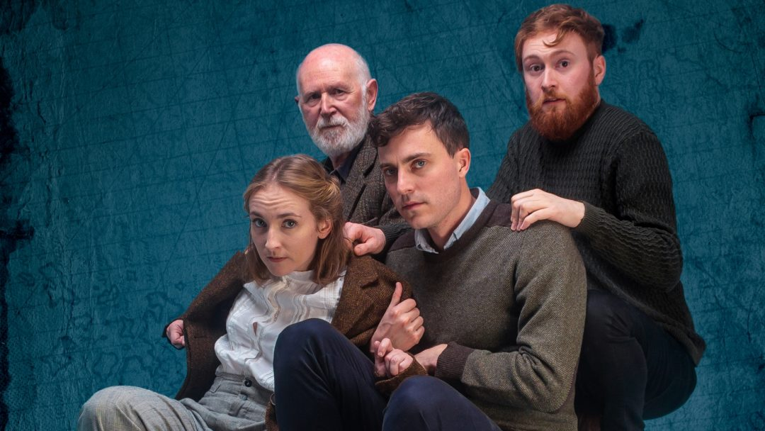 Outlying Islands Atticist at Kings Head Theatre courtesy Timothy Kelly