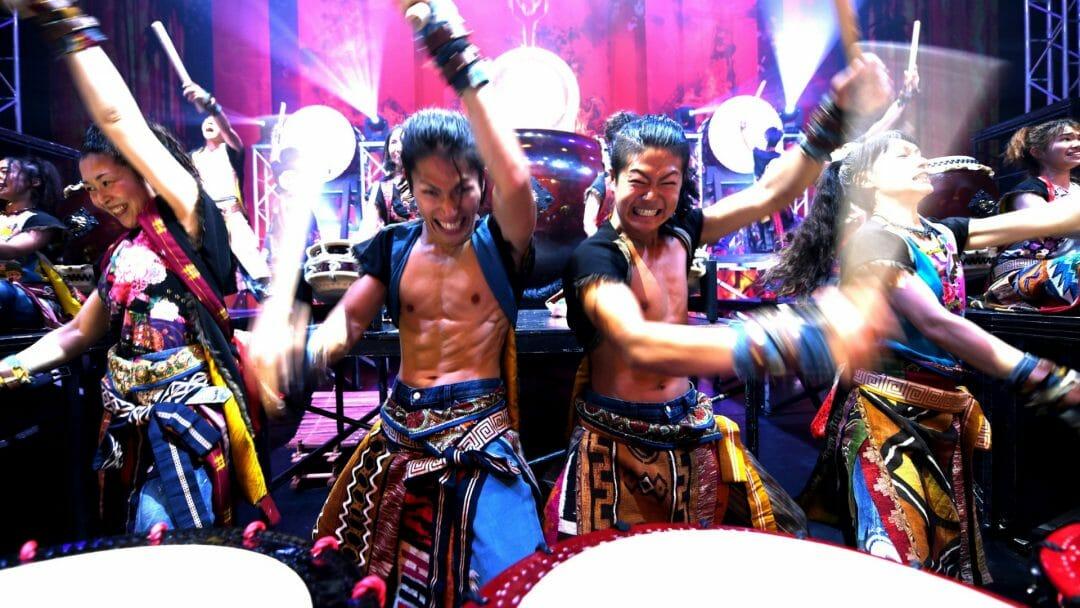 Yamato The Drummers of Japan c Masa Ogawa
