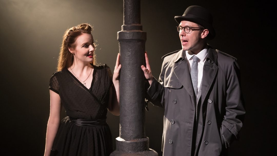 Amour Review Charing Cross Theatre
