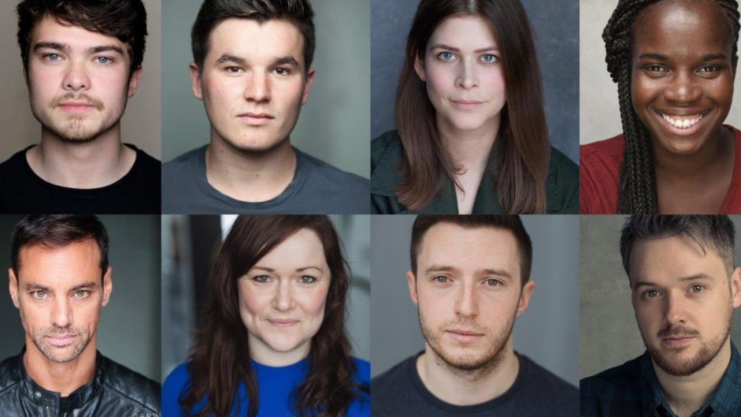 Cast of At Last at Lion and Unicorn Theatre