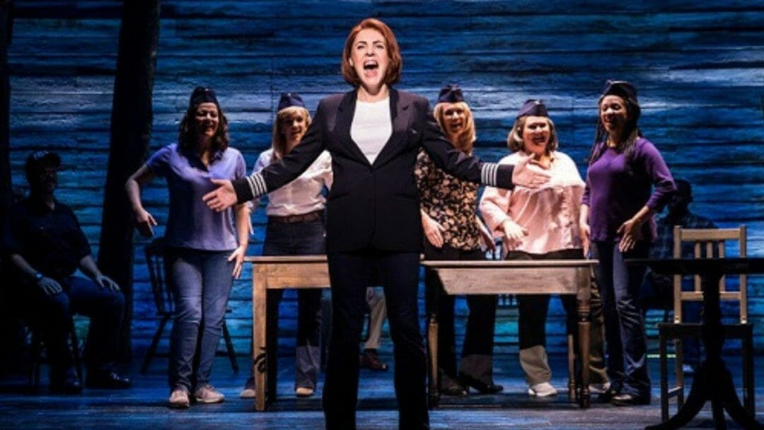 Come From Away Review c. Matthew Murphy