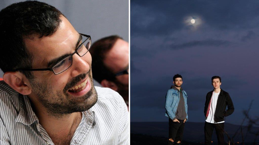 Daniel Kanaber Under Three Moons