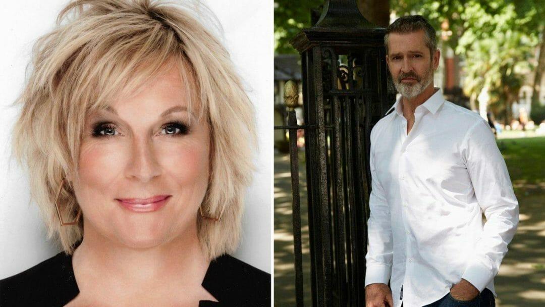 Jennifer Saunders and Rupert Everett Theatre Royal Bath Summer Season