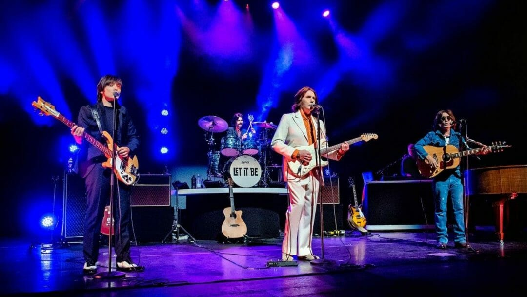 Let It Be UK Tour Credit Anthony Robling