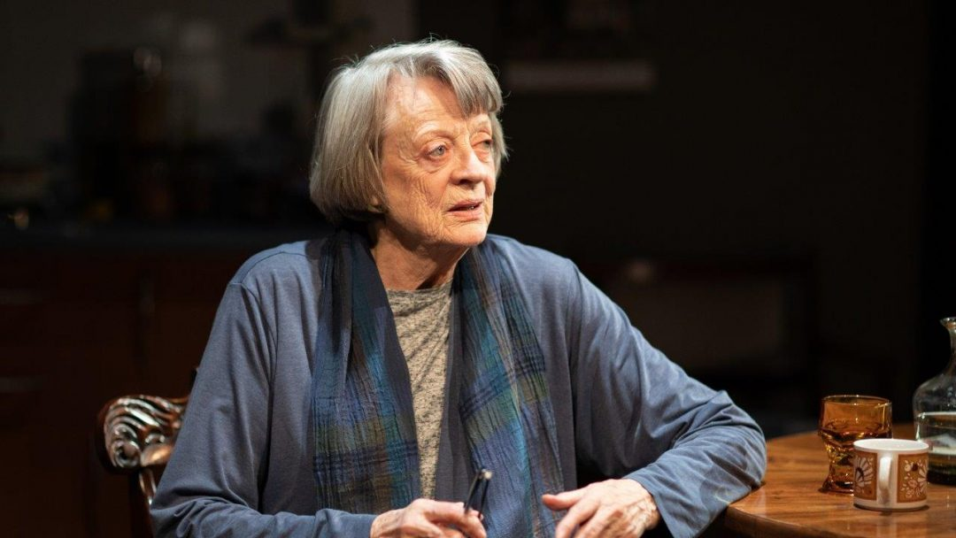 Maggie Smith A German Life. Photo Credit Helen Maybanks