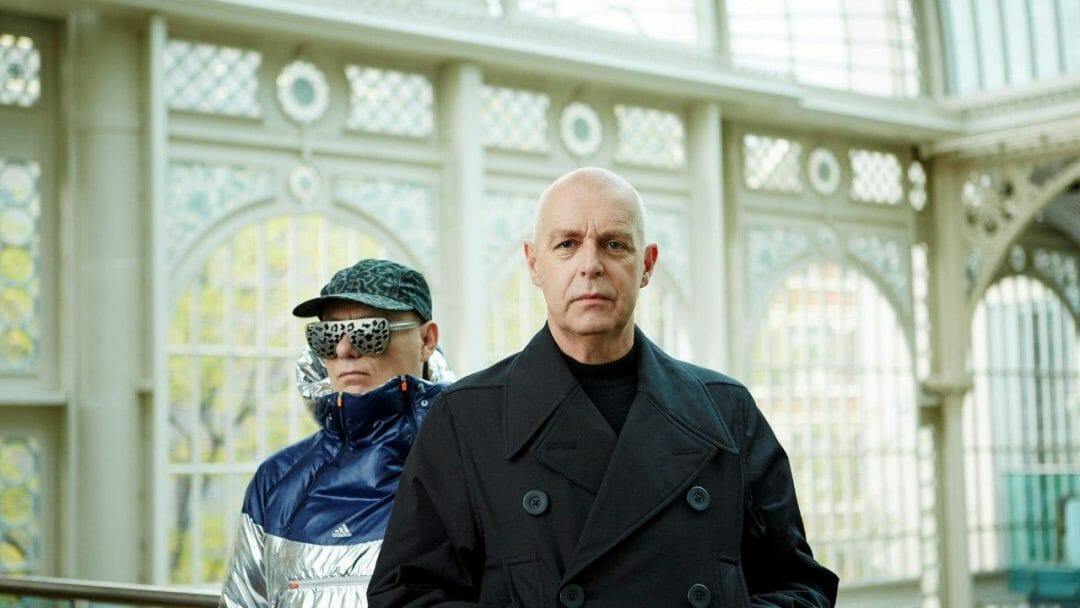 Pet Shop Boys photo by Pelle Crépin