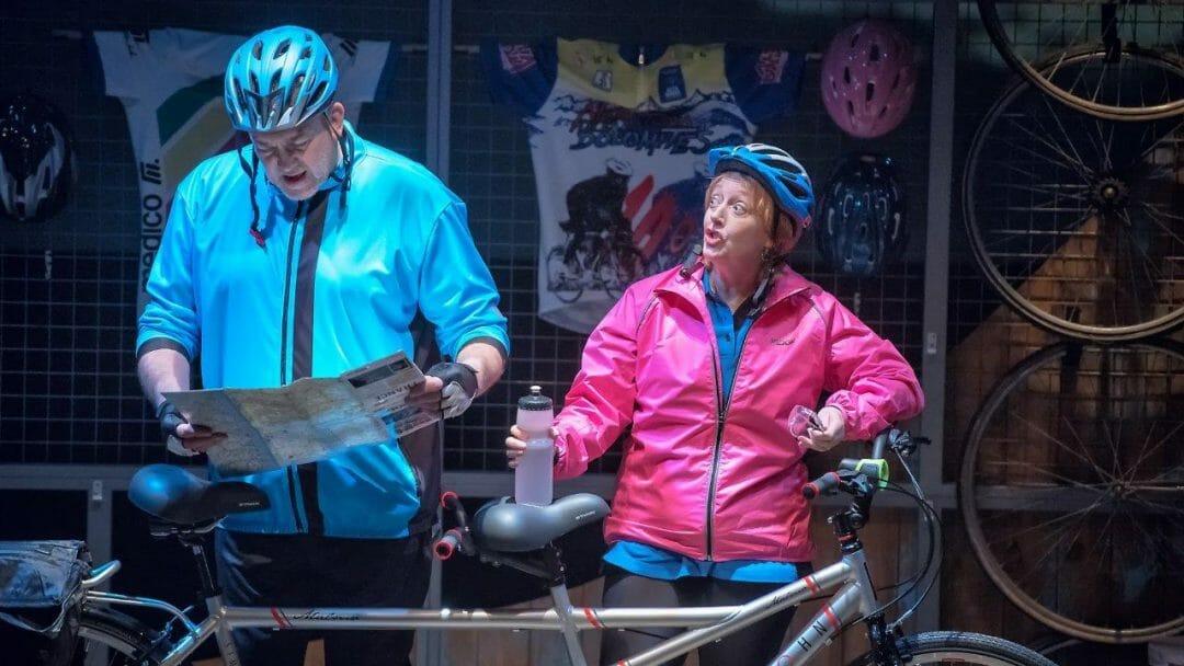 Scary Bikers Trafalgar Studios Review c. Antony Robling