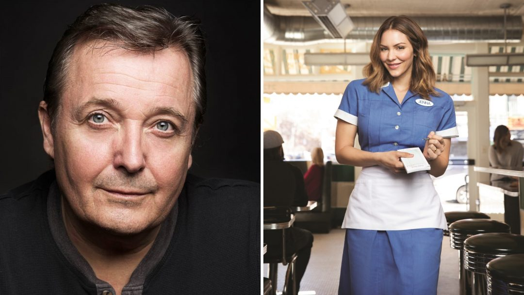 Shaun Prendergast Completes the Cast of Waitress
