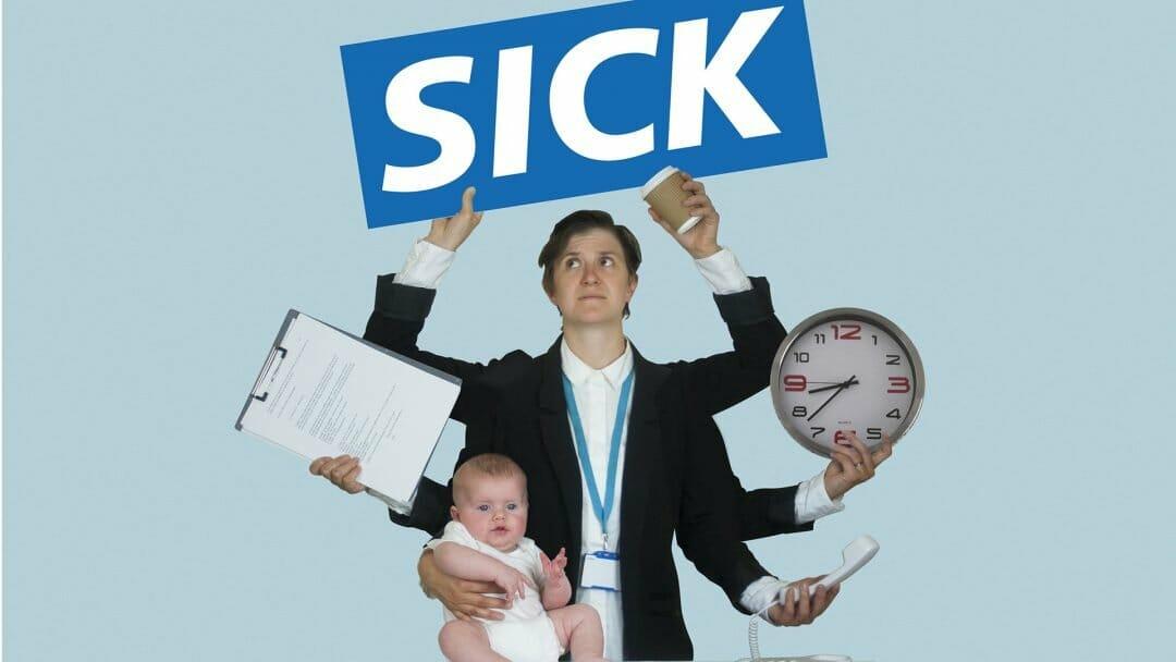 Sick by Shey Hargreaves Photo George Payne x