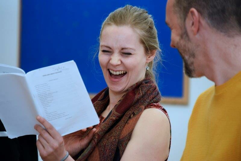 Sophia Hatfield Much Ado About Nothing Photo by Nobby Clark┬®nc Reh Much Ado