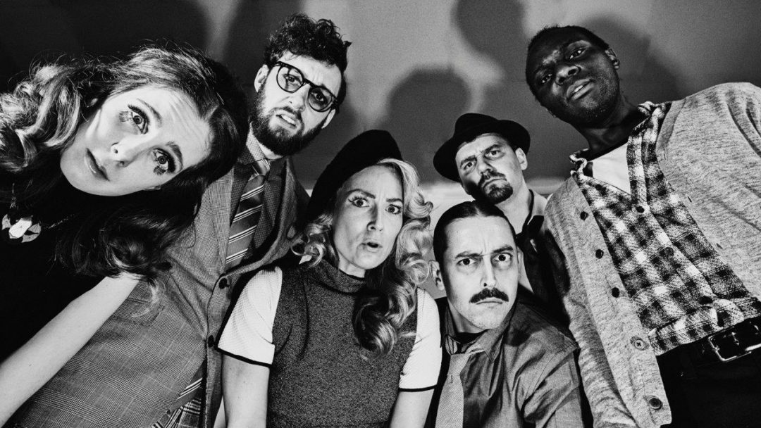The Cast of The Night of The Living Dead c. Claire Bilyard