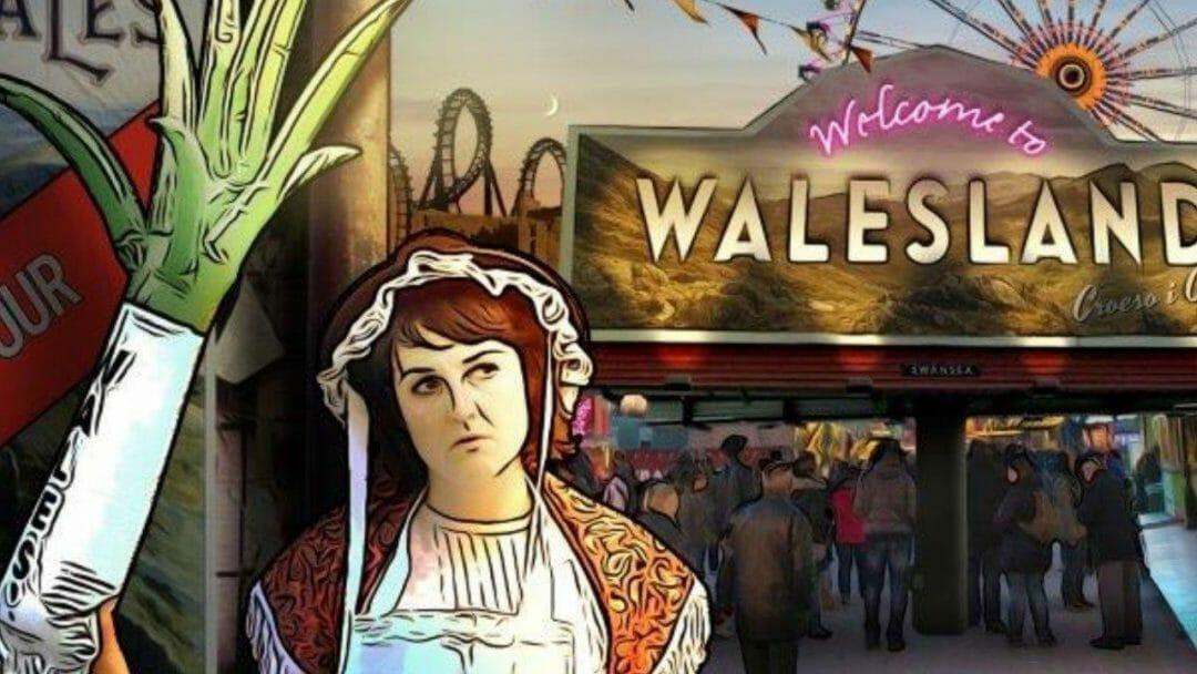 The Wrong Ffion Jones VAULT Festival