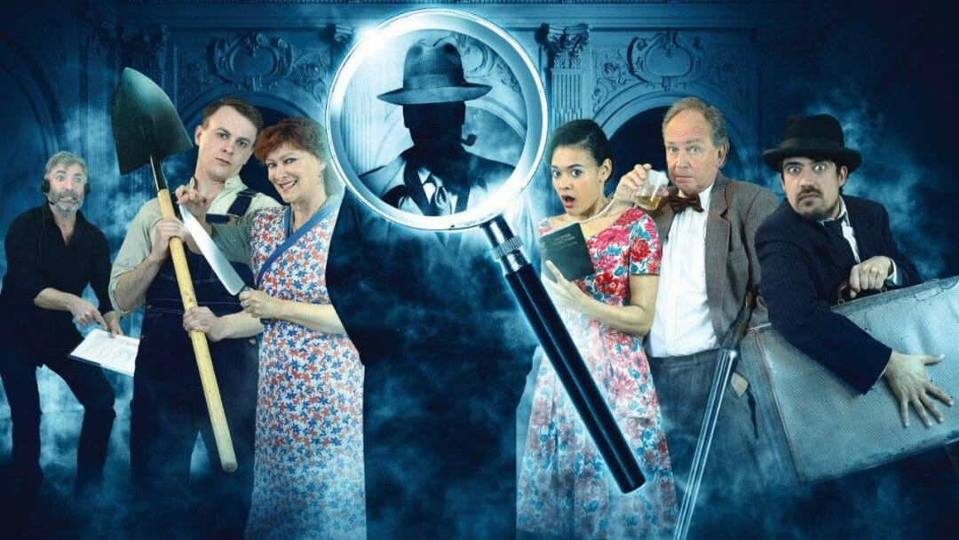 Whodunnit Unrehearsed Park Theatre