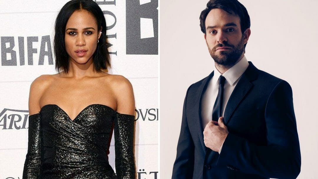 Zawe Ashton and Charlie Cox Betrayal