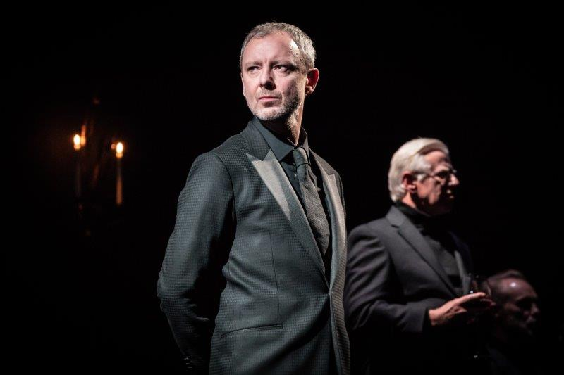 John Simm and Phil Davis Photo credit Marc Brenner