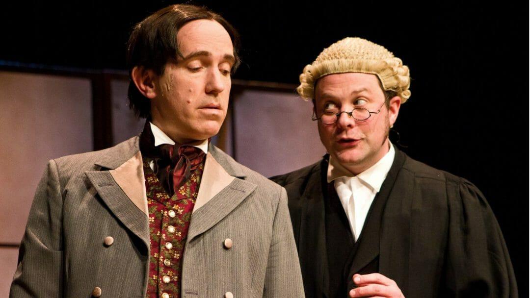 The Trials of Oscar Wilde c. Emily Hyland