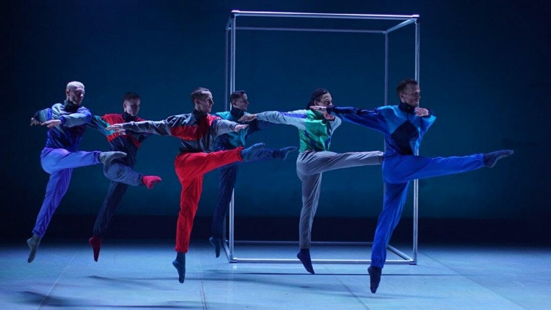 BalletBoyz Presents Them/Us. Photographer credit George Piper