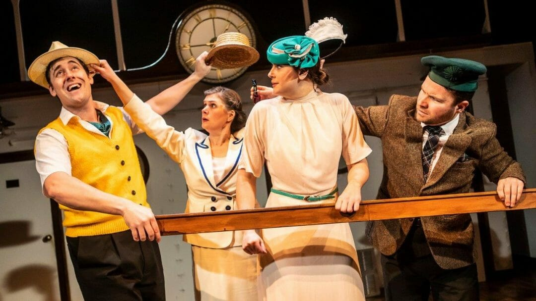 Crimes on the Nile Pamela Raith Photography feat Feargus Woods Dunlop Kirsty Cox Heather Westwell and Fergus Leatham
